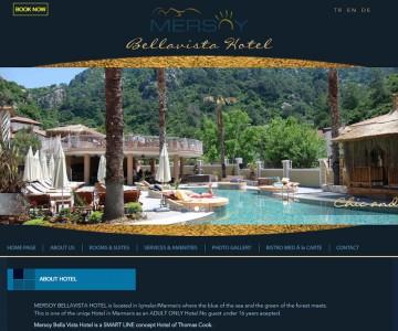 MERSOY BELLAVISTA HOTEL MARMARİS