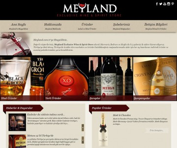 MEYLAND EXCLUSIVE WINE & SPIRIT STORE